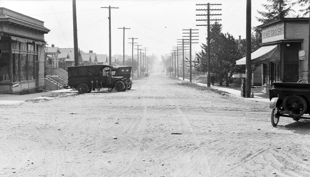 Seattle Neighborhoods: Ravenna - Roosevelt -- Thumbnail