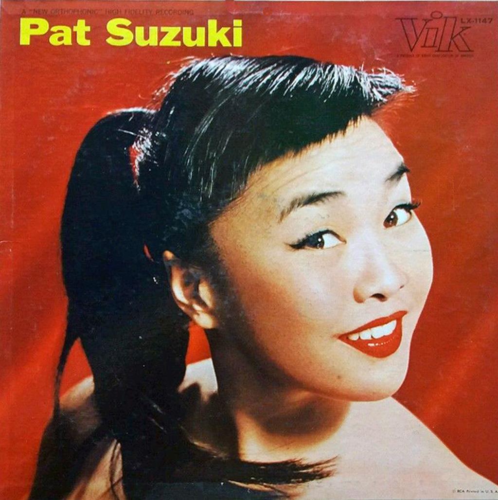 Pat Suzuki The Seattle Years 1955 1958 Historylink Org