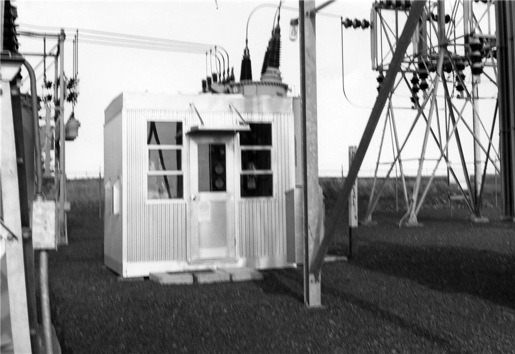 Pomeroy Substation (Garfield County) - HistoryLink org