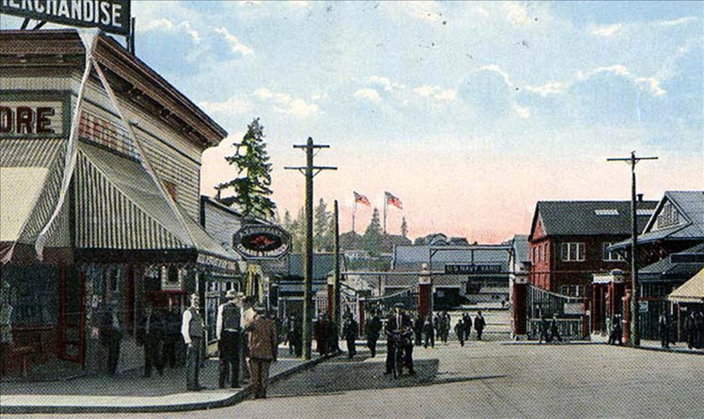 Bremerton -- Thumbnail History - HistoryLink org