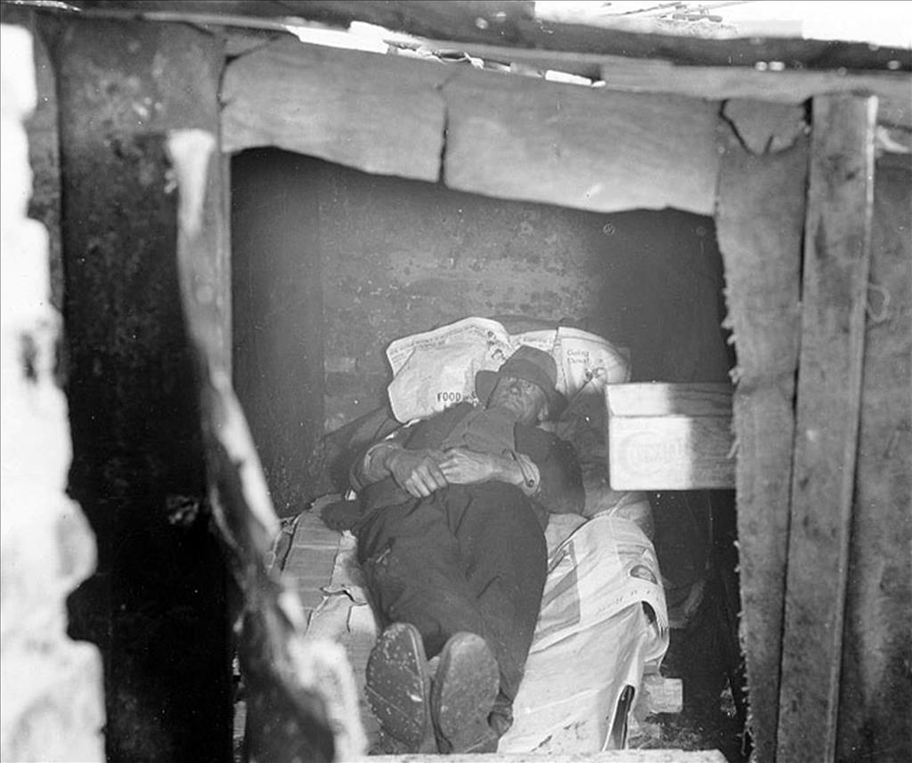 hooverville  shantytown of seattle u0026 39 s great depression
