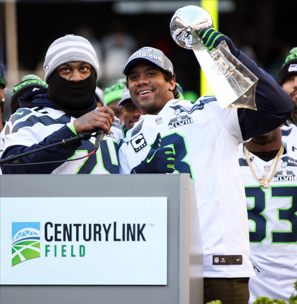 Seattle Storm to Celebrate Lombardi Trophy with Seahawks