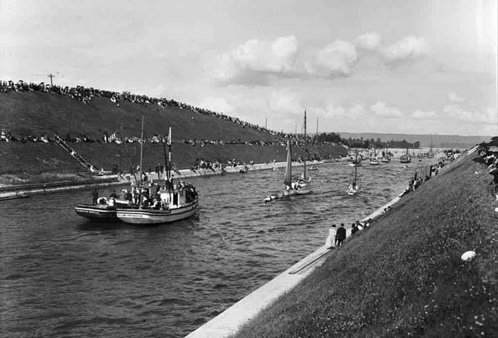 Montlake Bridge (Seattle) - HistoryLink org