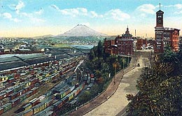Tacoma's Historic Downtown -- A Tour - HistoryLink org