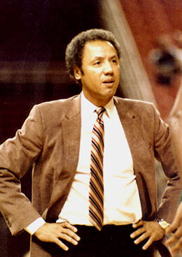 Lenny Wilkens returns as SuperSonics head coach on ...
