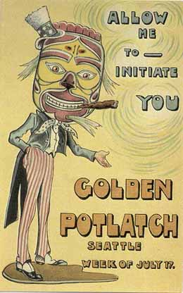 the potlatch essay Sample by my essay writer the potlatch is a complicated tradition that comes from the native peoples of canada and the united states, specifically areas along.